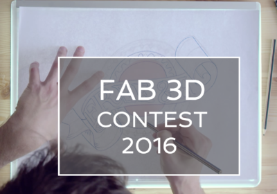 FAB3D CONTEST2016 協力施設として登録されています