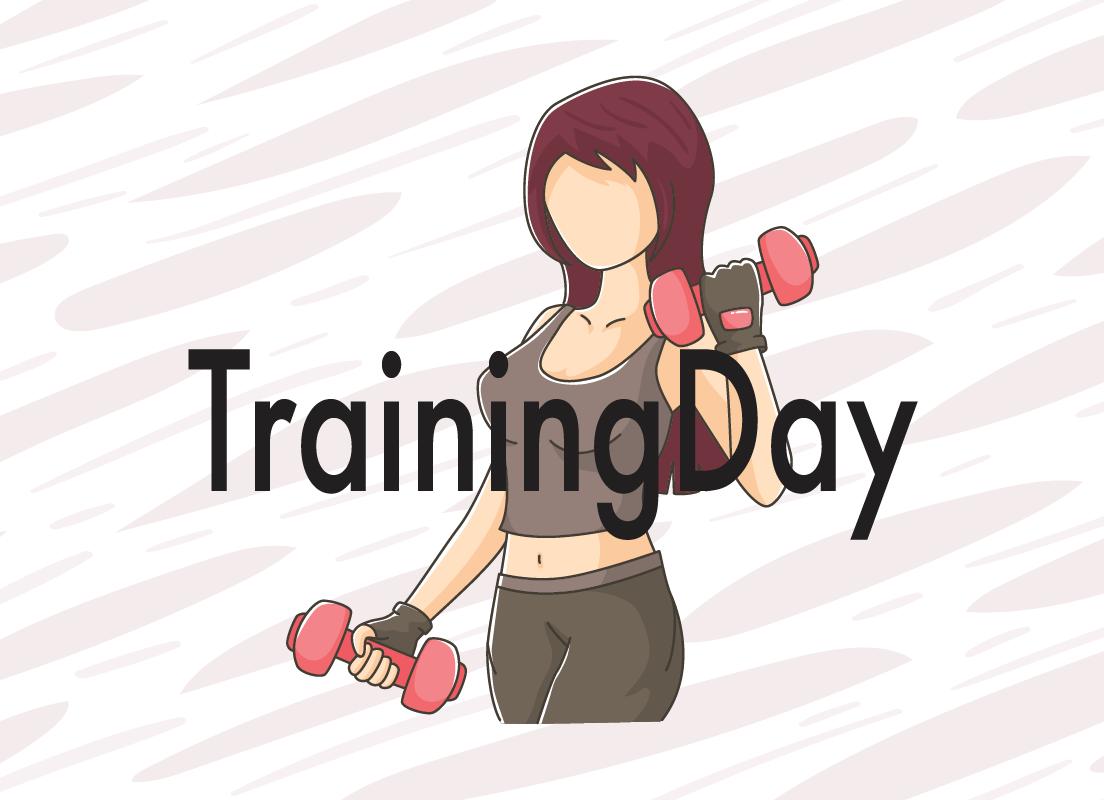 トレーニングがお得に受けられる!TRAINING DAY開催!
